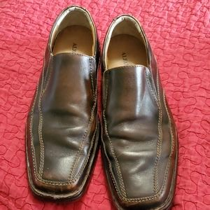 Alfani  mens sz 13 brown dress shoes